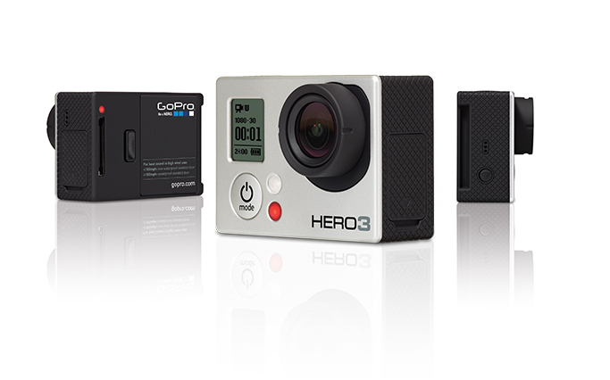 GoPro HERO3 Silver Edition 2